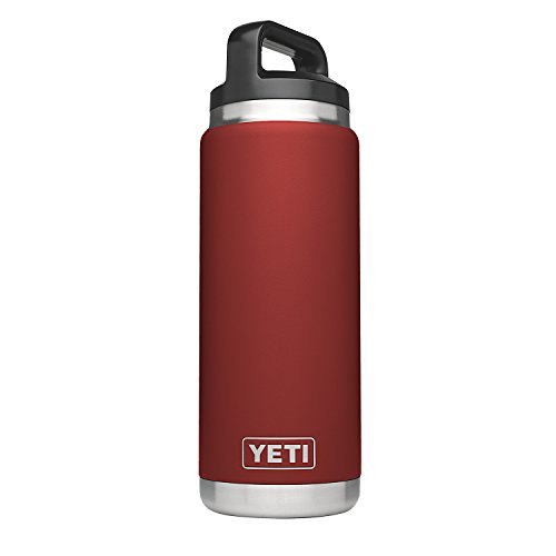 YETI Rambler 26 oz Bottle, Vacuum Insulated, Stainless Steel...