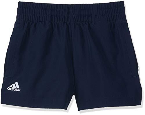 adidas DL8638 - Packs Variados de Ropa de Tenis (Clothing Set, Azul, Baby (Height), Poliéster, Monótono, 9-10Y)