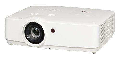 EIKI EK-301W Beamer 5100 ANSI Lumen 3LCD WXGA (1280 x 800) Desktop-Projektor weiß – Beamer (5100 ANSI Lumen, 3LCD, WXGA (1280 x 800), 8000:1, 16:10, 1016 - 7620 mm (40 - 300 Zoll)