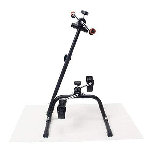 BZLLW Bicicletas estáticas de spinning, Los deportistas de pedales bicicleta estacionaria, Pedal Ejercicio ajustable for fisioterapia Cuerpo Ejercicio Altura de bicicletas Física Terapia Máquina for l
