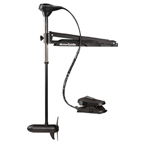 """Motorguide 940200060 Motorguide X3-45Fw Fb 45"""" 12V Foot-Operated"""