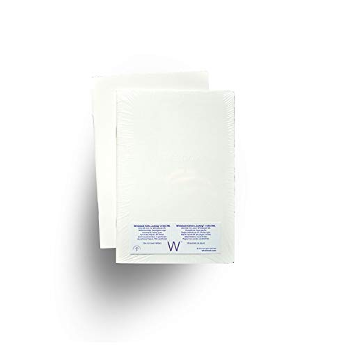 Whitebook Taccuini, C003-ML «Ludwig», carta a quadretti FSC, set con 2 quaderni da 60 pag, 207 x 138mm (ricarica per Whitebook ML)