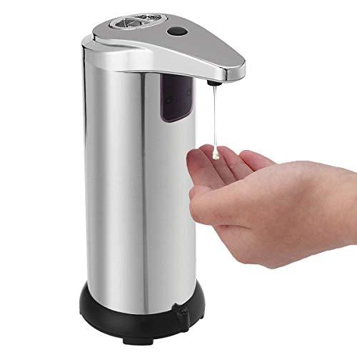 TAPCET 280ml Dispenser per sapone automatico/Distributore di sapone automatico in acciaio inox