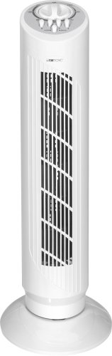 Clatronic T-VL 3125 Tower Ventilator weiss