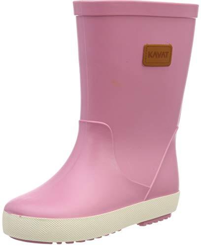 Kavat Unisex-Kinder Skur WP Gummistiefel, Pink (Strawberry Rose 954), 26 EU