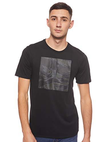 Jordan Herren Iconic 23/7 Tee T-Shirt, Schwarz (Black AR7425-010), M