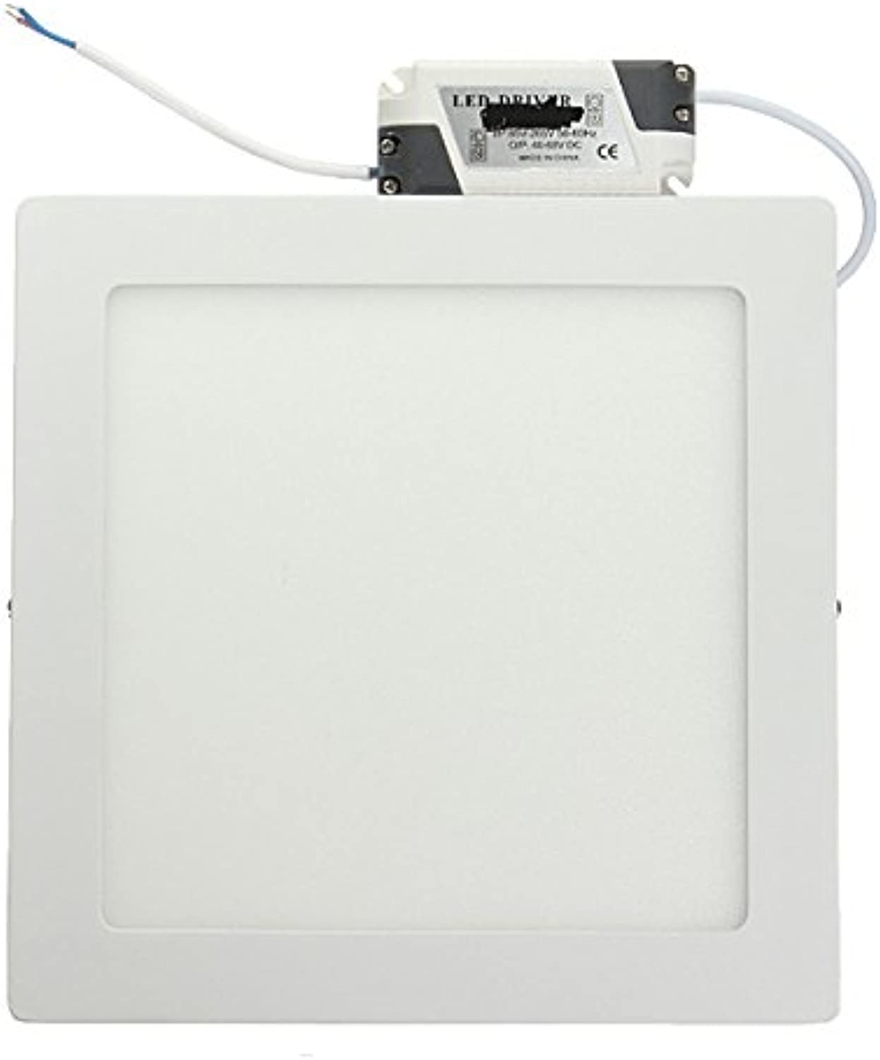 DADEQISH Dimmbare 21W Square LED LED LED Panel Deckenleuchte AC 85-265V Innenlicht (Farbe   Cool Weiß) B07NV8ZG9Q | Marke  9a93ea