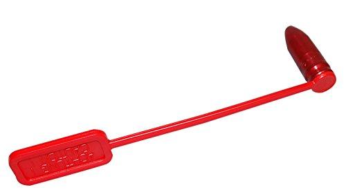 9mm Luger para Sicherheitsfahne Alu - Kunststoff Patronenlagersperre Safety Flag