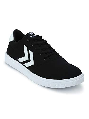 hummel Unisex-Erwachsene Essen Sneaker, Schwarz (Black 2001), 44 EU