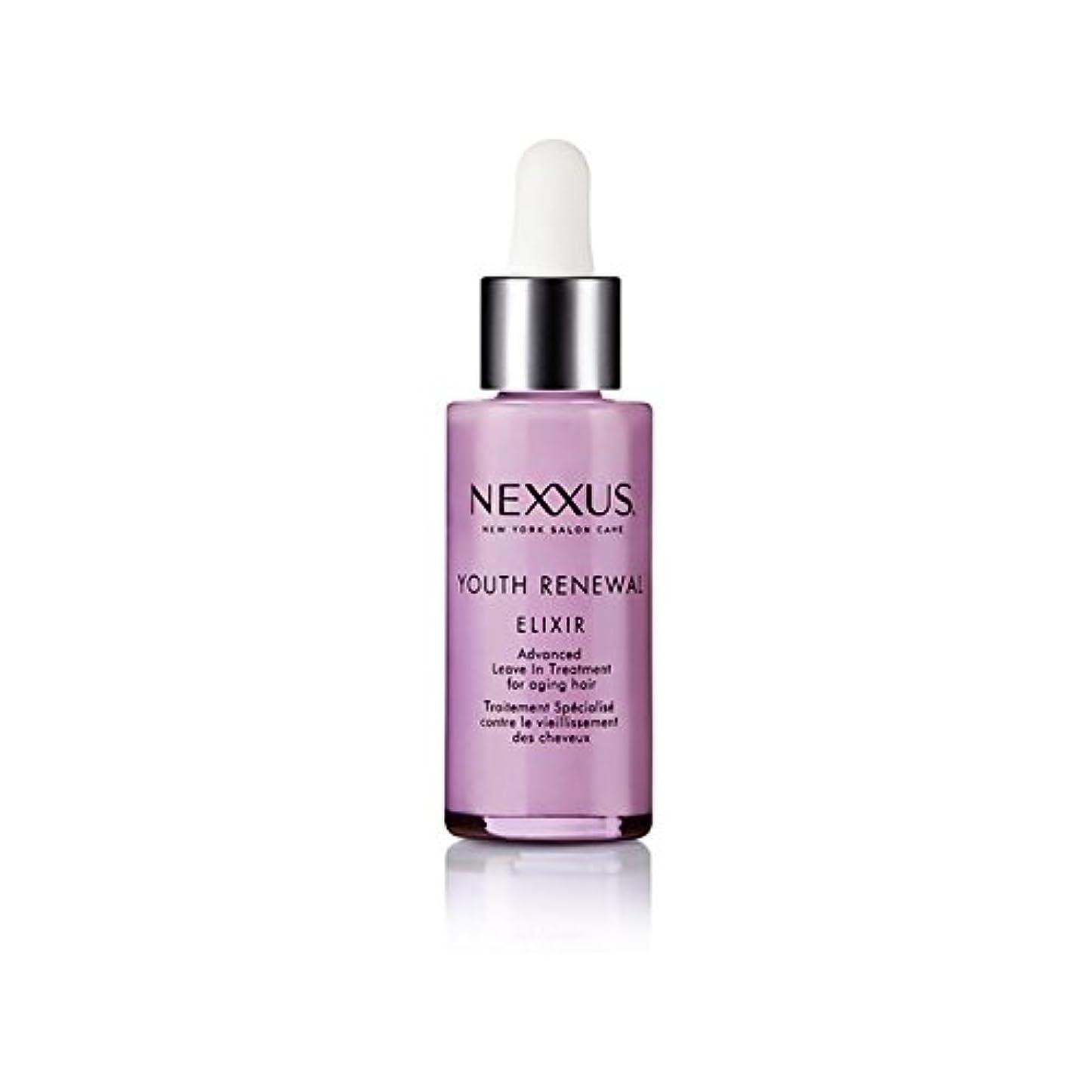 妊娠した地球家主Nexxus Youth Renewal Elixir (28ml) (Pack of 6) - 若者の更新エリキシル(28ミリリットル) x6 [並行輸入品]