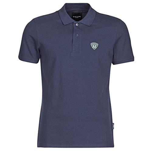 Marciano Marcitang T-Shirts & Polo Shirts Men Marine - XXL - Short-Sleeved Polo Shirts Shirt