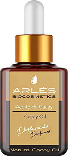 Aceite de Cacay Perfumado Premium Anti-Edad 100% cacay oil anti-aging organic vegan cruelty free no tested on animals