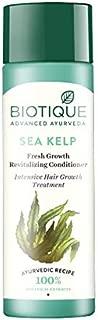 Biotique Bio Sea Kelp Fresh Growth Revitalizing Conditioner, 120ml