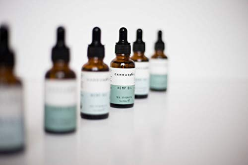 Hemp Oil for Dogs & Cats | Supports Anxiety, Hips & Joints, Mobility, Calming, Pain/Arthritis | Omega 3 & 6 (10% - 30ml)