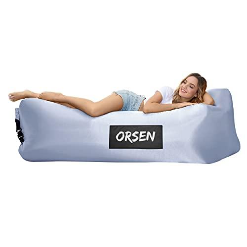 ORSEN Aufblasbares Sofa, Luftsofa, Air...