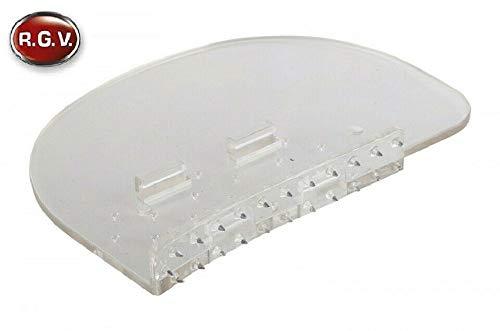 Paradito Pressamerce in PVC per Affettatrice RGV RICAMBI 887 ORIGINALE Plastica