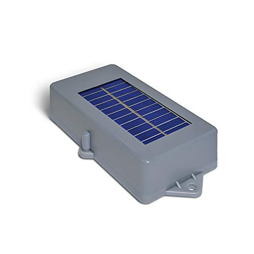 Trak-4 Solar GPS Tracker. Self-Charging for Equipment, Vehicles, and Assets