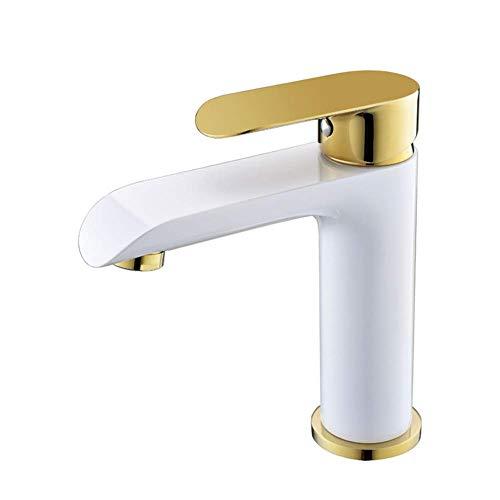 360 ° drehbarer Wasserhahn Retro Wasserhahn Becken Wasserhahn Hotel Bad Hitzebeständige Wasserbecken Wasserhahn