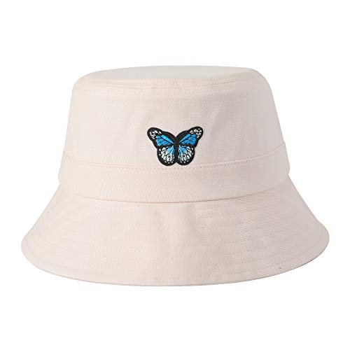 ZLYC Mujer Hombre Sombrero Pescador Sombrero del Cubo...