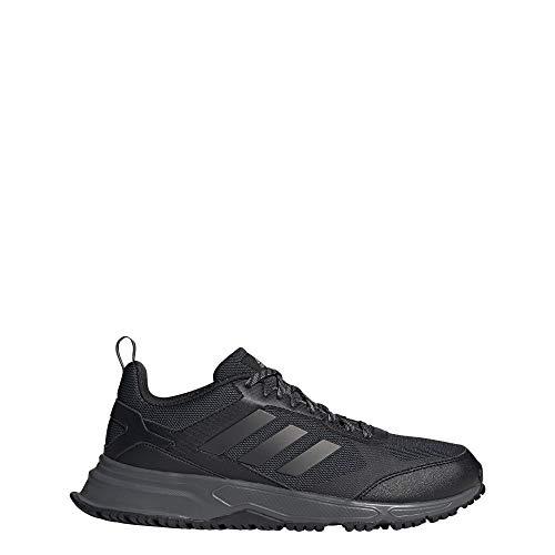 adidas mens Rockadia Trail 3.0,Black/Black/Grey,11.5