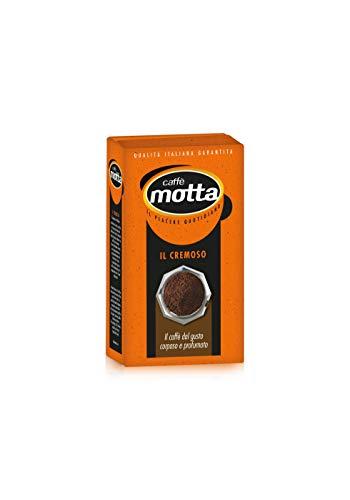 Caffe' MOTTA IL CREMOSO 250 G - 60% Arabica - 40% Robusta 100% Caffè Tostato
