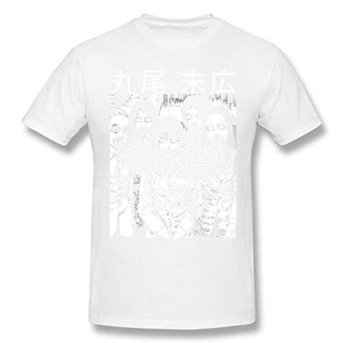 New Summer T Shirt TOMIE - Juni ITO - Japanese Streetwear - Anime Manga T-Shirt Cotton Junji Ito Ofertas tee Shirt