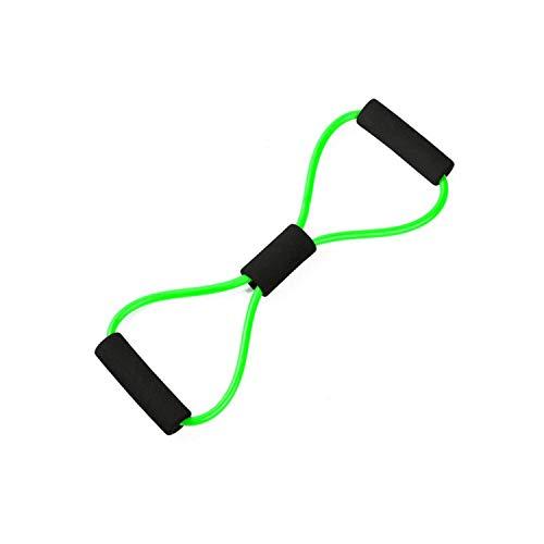 Old street Fake Nail Loop-Übungsbänder |4 Resistanc Elastic Pull Ropes Exerciser Rudergerät Belly Resistance Band Home Gym Sporttraining Elastic Bands für Fitnessgeräte Typ 1-
