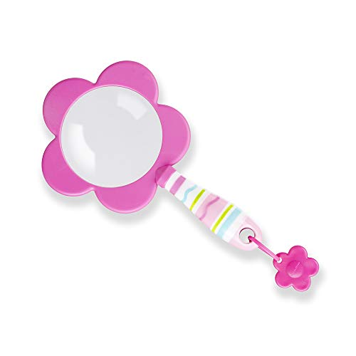 Flower Magnifying Glass