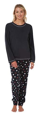 Conjunto de Pijama de Forro Polar para Mujer