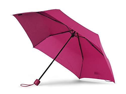 My Custom Style Paraguas Plegables Personalizados, Personalizable. Campus Fucsia 100 Senza Stampa