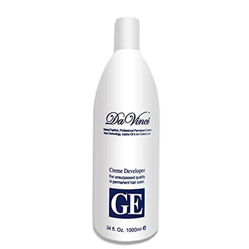 Da Vinci Permanent Hair Color Developer_GE (34oz)