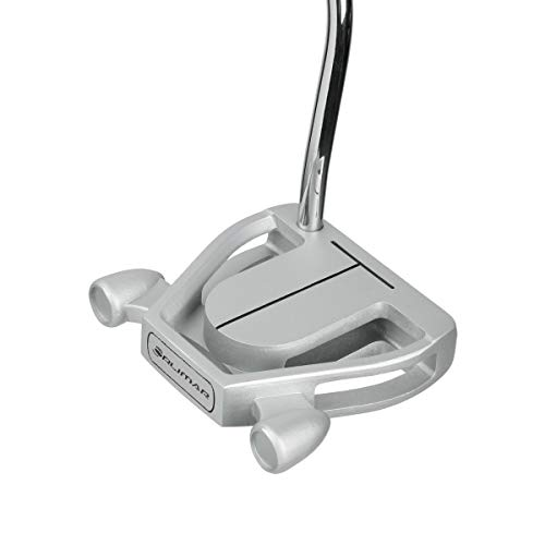 professional Orlimar Golf Club F80 Black and Silver Hammer Style 34 ″