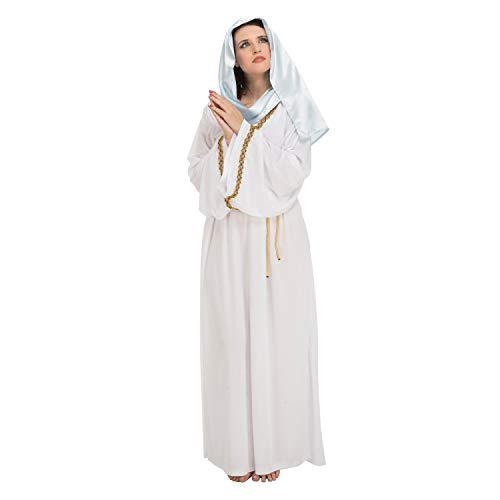 My Other Me - Disfraz de Virgen María, talla M-L (Viving Costumes MOM00480)