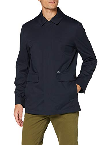 Brooks Brothers Herren Giubbotto Sportivo Jacke, Marineblau, Large