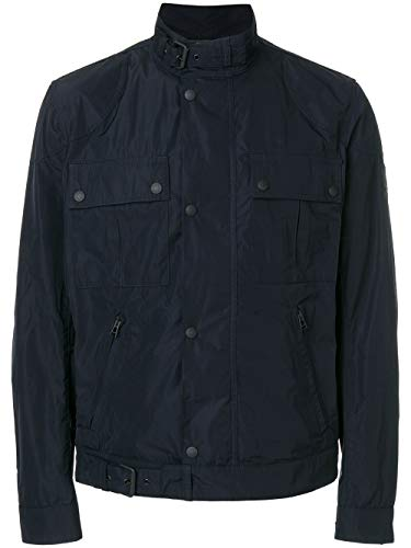 Belstaff Gangster Jacket Dark Ink-50