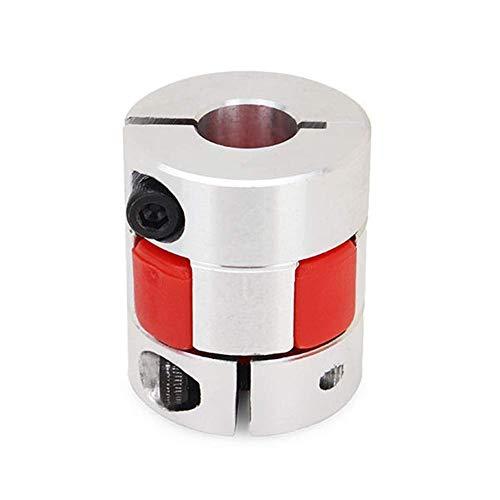 LHQ-HQ 12mmx12mm Flexible de Aluminio Araña Acoplamiento del Eje X L30mm OD25mm CNC Motor de Pasos del acoplador de Enlace Lineal Productos de Movimiento Motor eléctrico