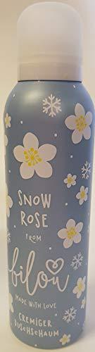 Bilou SNOW ROSE Cremiger Duschschaum 200 ml