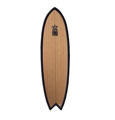 Honda - Tabla de surf Fish 6'4 - Retro Design 4 x Derives