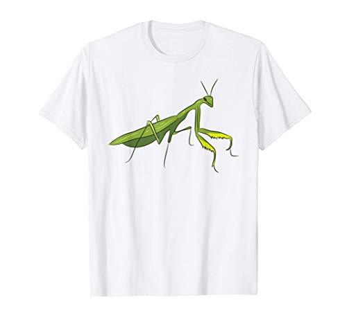 Gottesanbeterin Insekt Heuschrecke Gottesanbeterin T-Shirt