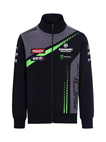 Kawasaki Sweat Racing Team - RÉPLIQUE - Nero - S