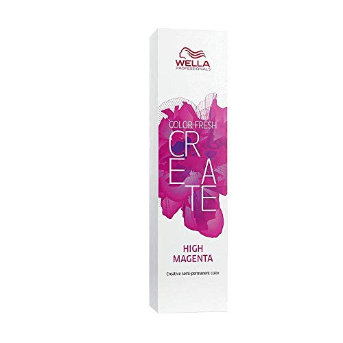 Wella Professionals Color Fresh Create High Magenta, 1er Pack (1 x 60 ml)