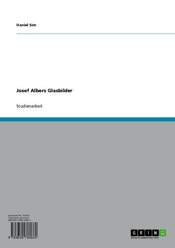 Josef Albers Glasbilder