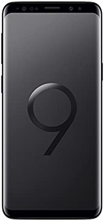 "Samsung SM-G960F/DS Smartphone Samsung Galaxy S9 (5.8"", Wi-Fi, Bluetooth 64 GB de ROM, 4 GB RAM, Dual SIM, 12 MP, Android 8.0 Oreo), Negro - otra versión internacional"