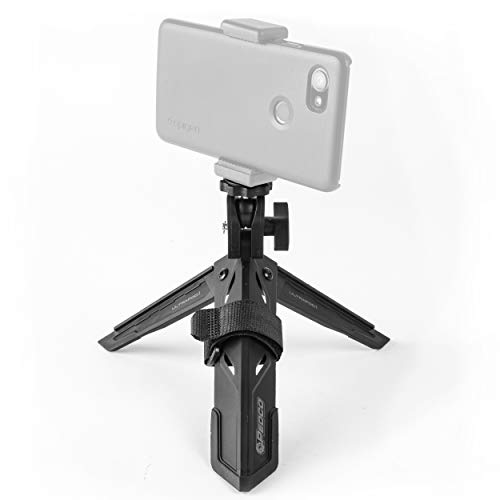 PEDCO Ultrapod 3 Lightweight Camera Tripod, Black