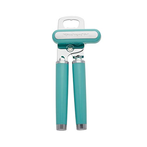 KitchenAid Classic Multifuction Can Opener, One Size, Aqua Sky 2