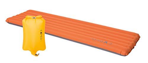 Exped Synmat XP 9 M Grau-Orange, Daunen Thermo-Luftmatratze, Größe 183 cm - Farbe Orange - Grau
