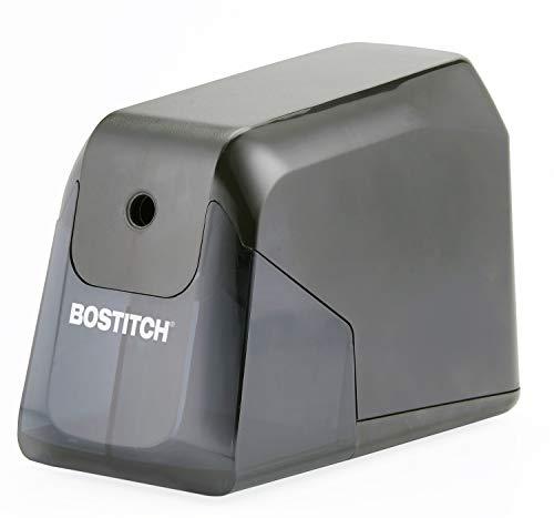 Bostitch Office Battery Pencil Sharpener, Black (BPS4-BLK)