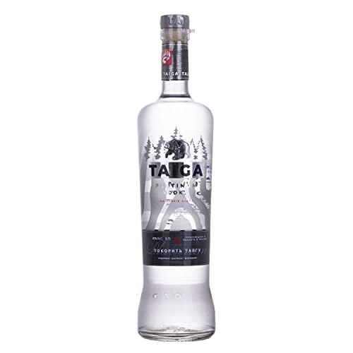 Taiga PLATINUM Vodka 40% - 700ml