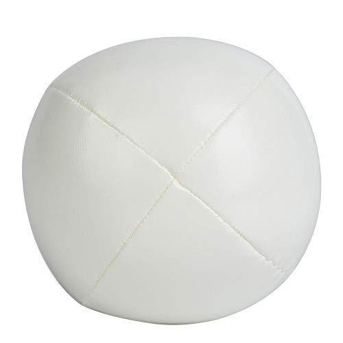 Alomejor Jonglierball Klassische Zirkusclown Jonglierbälle Lernen Sie Jonglieren Spielzeug(Weiß)