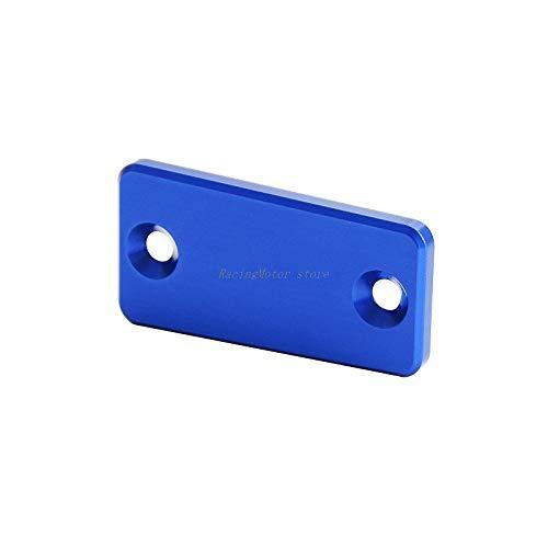 CHENWEI- Eje de Bloque de Relleno de Aceite Plugs Protector Trasero de Freno de Disco for Husqvarna TE FE 250 350 450 501 150 250i 300I (Color : Front Clutch Cover)